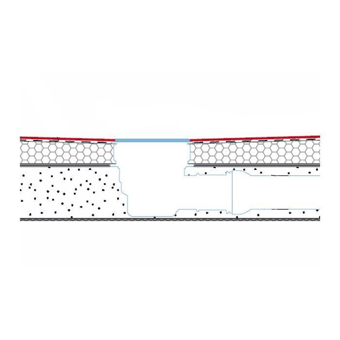 duschmeister duschelement slimline mit motiv und punktablauf zentral. Black Bedroom Furniture Sets. Home Design Ideas