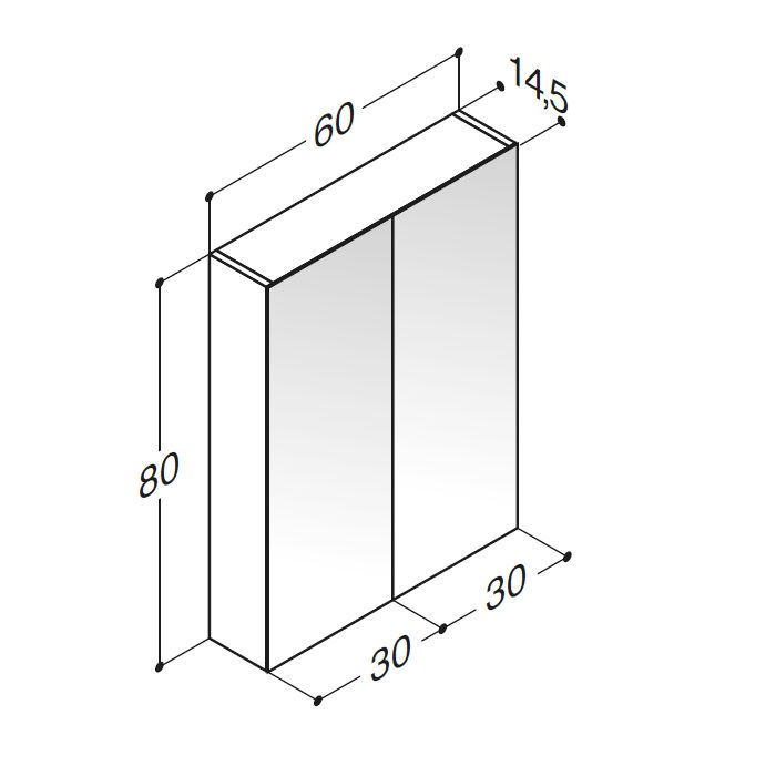 scanbad delta vivo waschplatz 60 cm dmv 0xxx. Black Bedroom Furniture Sets. Home Design Ideas