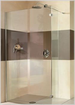 was unterscheidet die walk in kabine von anderen duschen. Black Bedroom Furniture Sets. Home Design Ideas